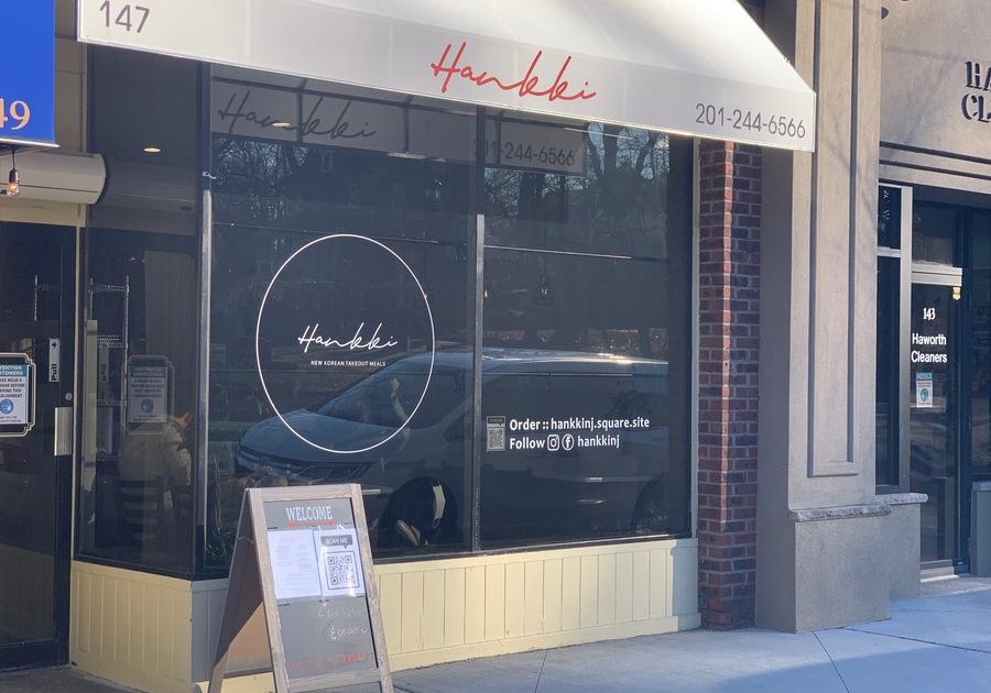 Hankki Korean Takeout Restaurant in Haworth is open