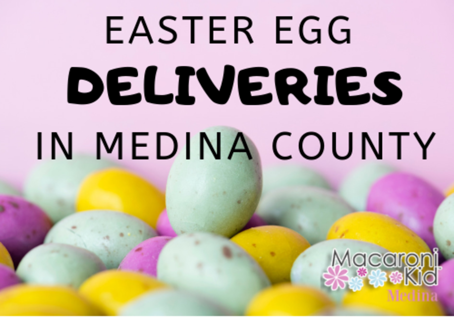 Local Easter Egg Delivery Services  Macaroni Kid Medina