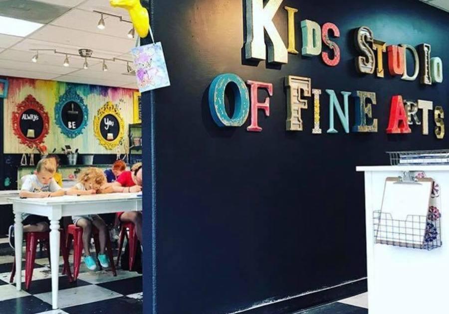 Kids Studio of Fine Arts Summer Camps Roseville CA 2018