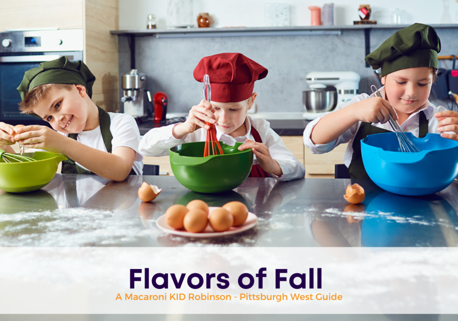 Fall Recipes to do with kids in Pittsburgh South Hills (3)