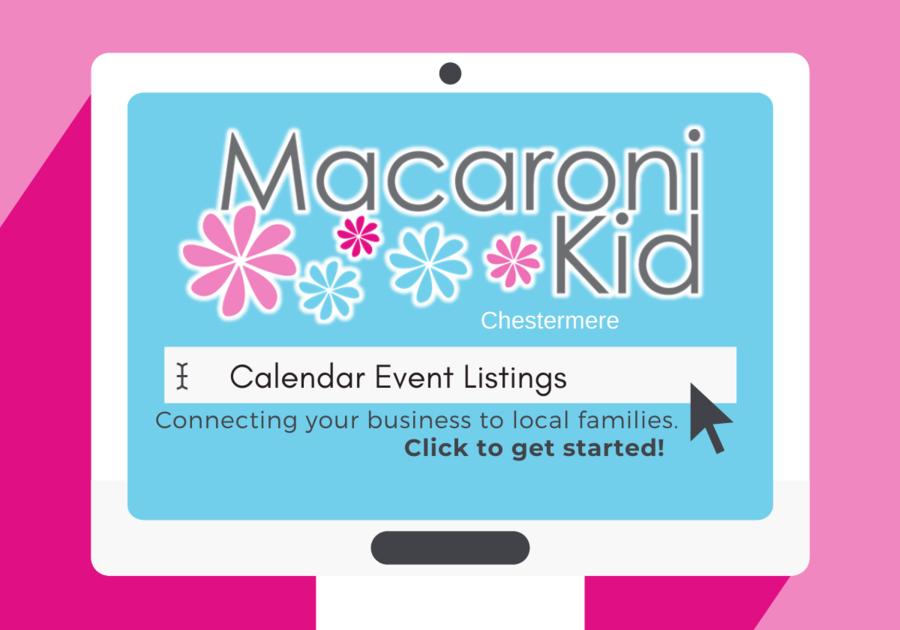 Calendar Event Listings