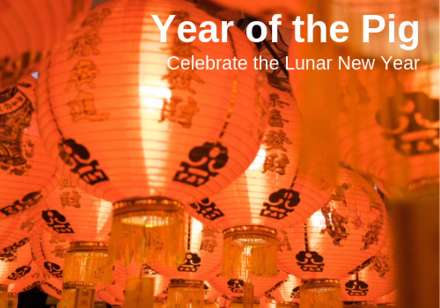 Lunar New Year, Chinese New Year