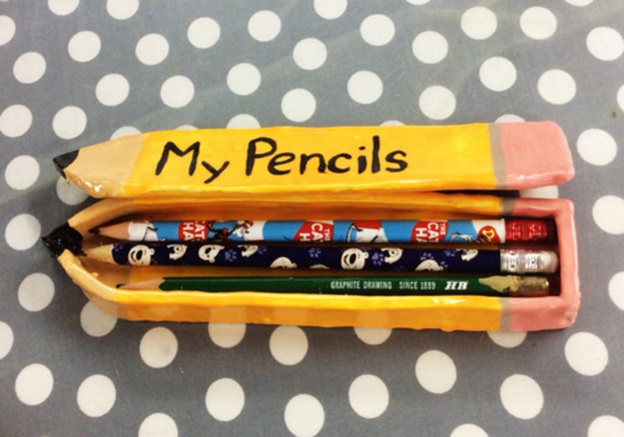 Pencil Box Artisan You