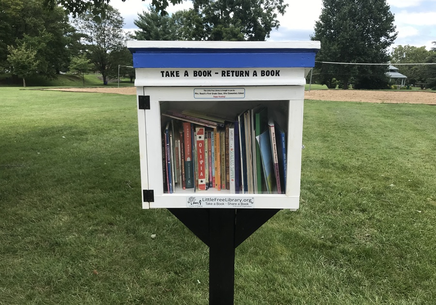 Little Free Libraries, Louisville KY