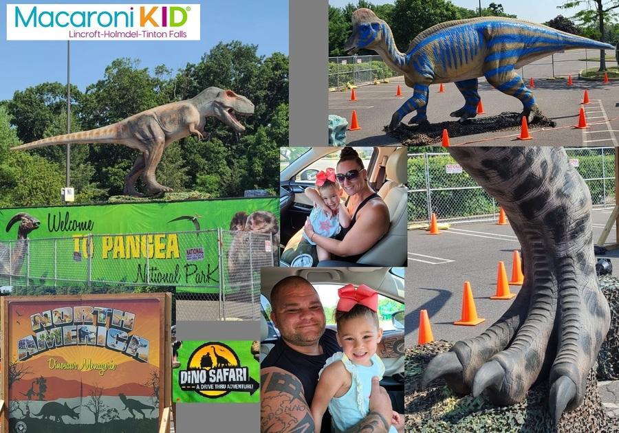 Dino Safari Freehold July 2021