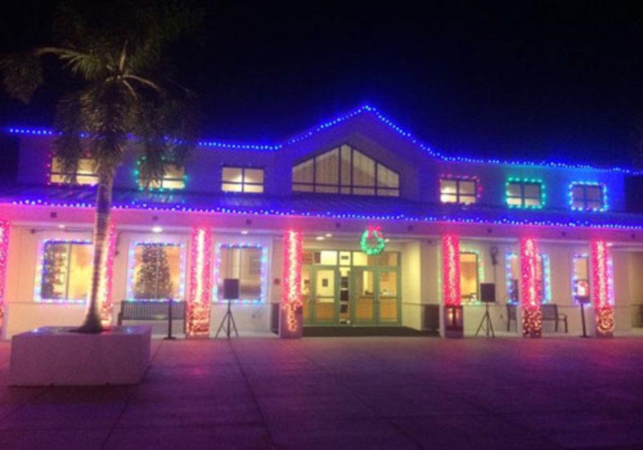 City of PSL Winter Wonderland Lights Show