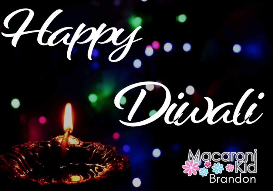 Happy Diwali from Macaroni Kid Brandon