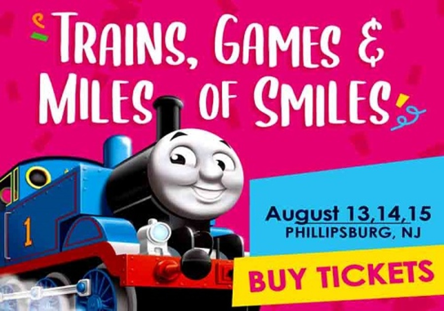 A Day Out with Thomas 2021 Giveaway Article
