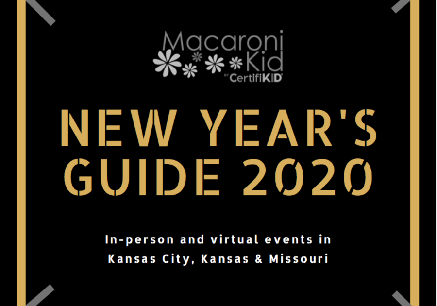Local New Years Events for the whole family, in-person & virtual