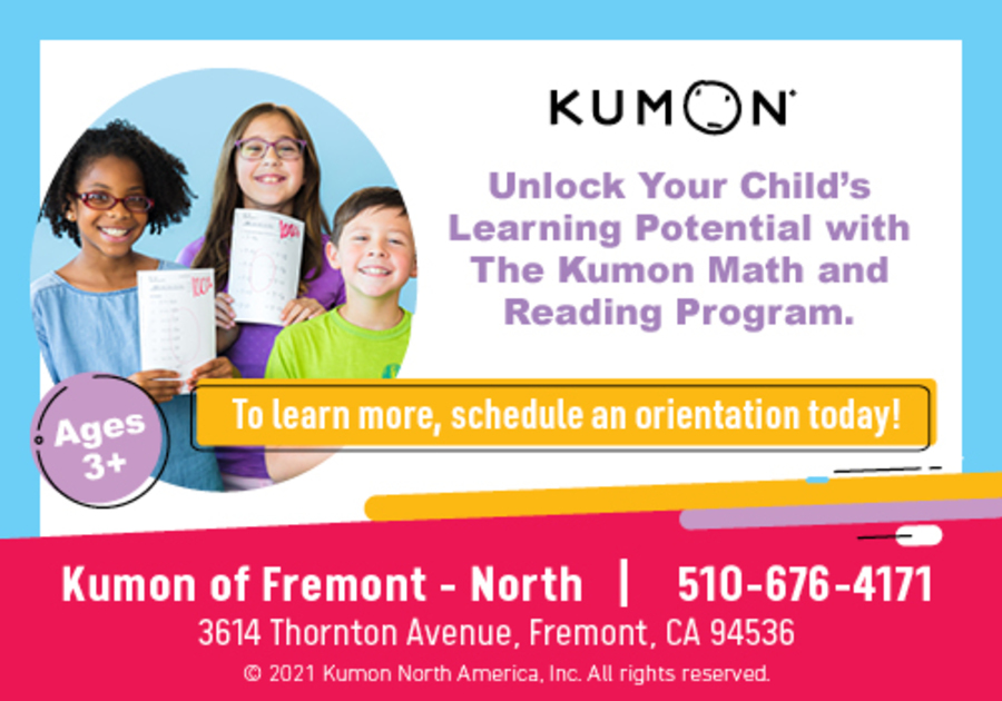 Incorporating Learning into Summer Fun Kumon of Fremont - North