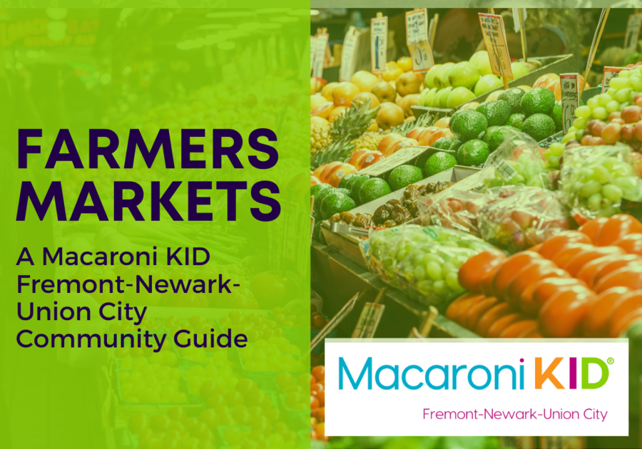 Farmers Markets in Fremont, Newark, and Union City