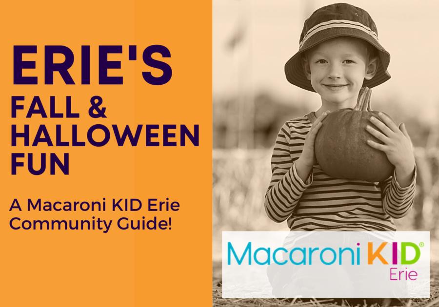 Erie's Fall and Halloween Fun