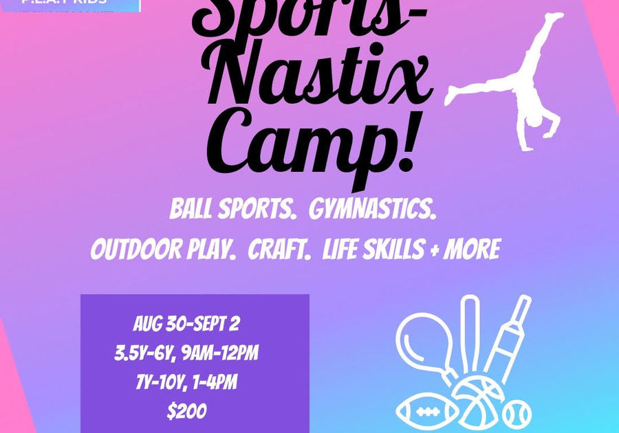 Sport Camp in Chestermere