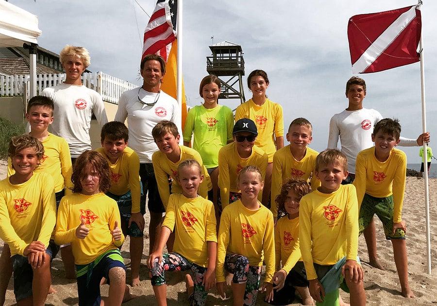 Junior Lifeguard Summer Camp