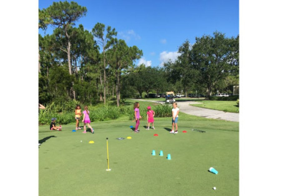 First Tee Treasure Coast Girls Golf