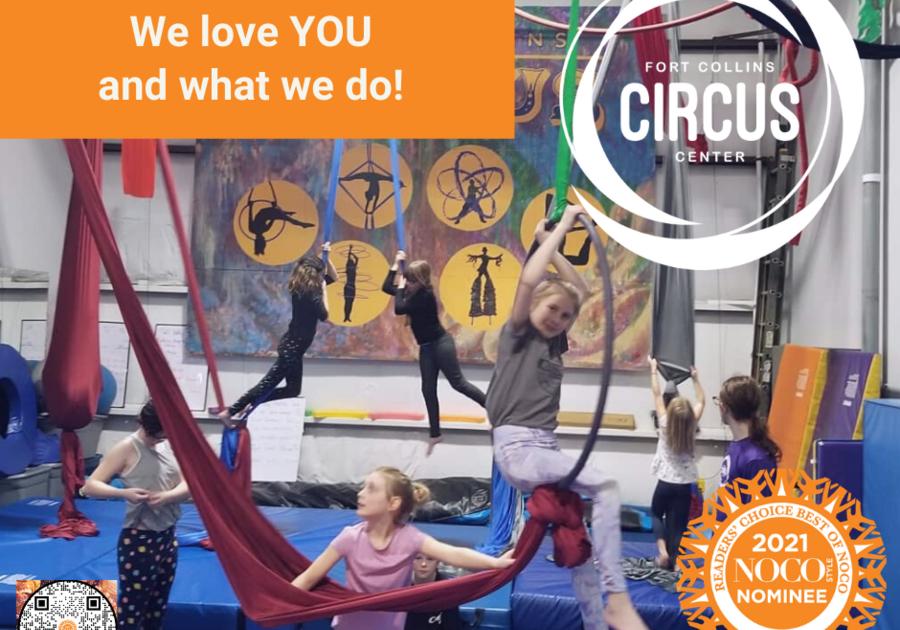 NoCo Style Fort Collins Circus Center Vote