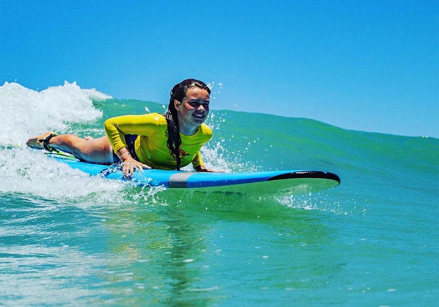 Junior Lifeguard Summer Camp Surfer
