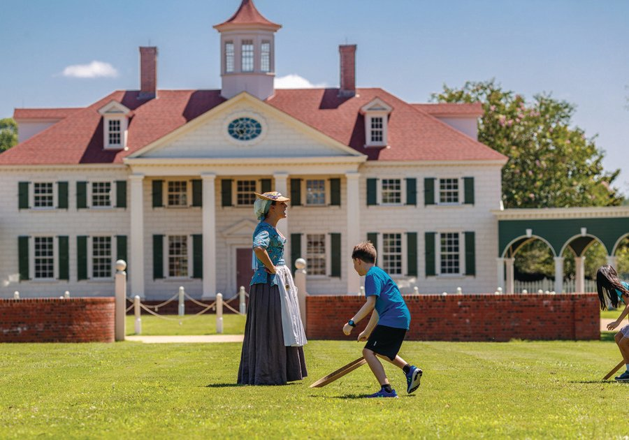 American Village in Montevallo, Alabama, just a short drive from Birmingham, offers lots of summer fun for families with kids