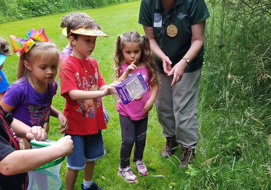 Discovery Camps at Mill Creek MetroParks