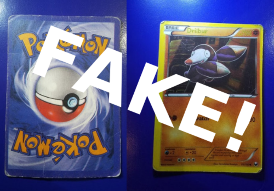 How to spot fake and counterfeit pokemon cards and save your kids from being swindled