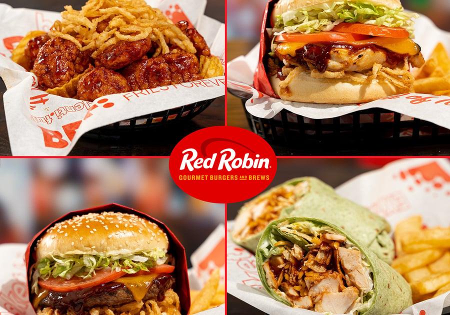 Yummm Red Robin Has Dinner Covered Macaroni Kid Reading
