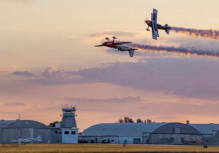 Stuart Air Show Night Show