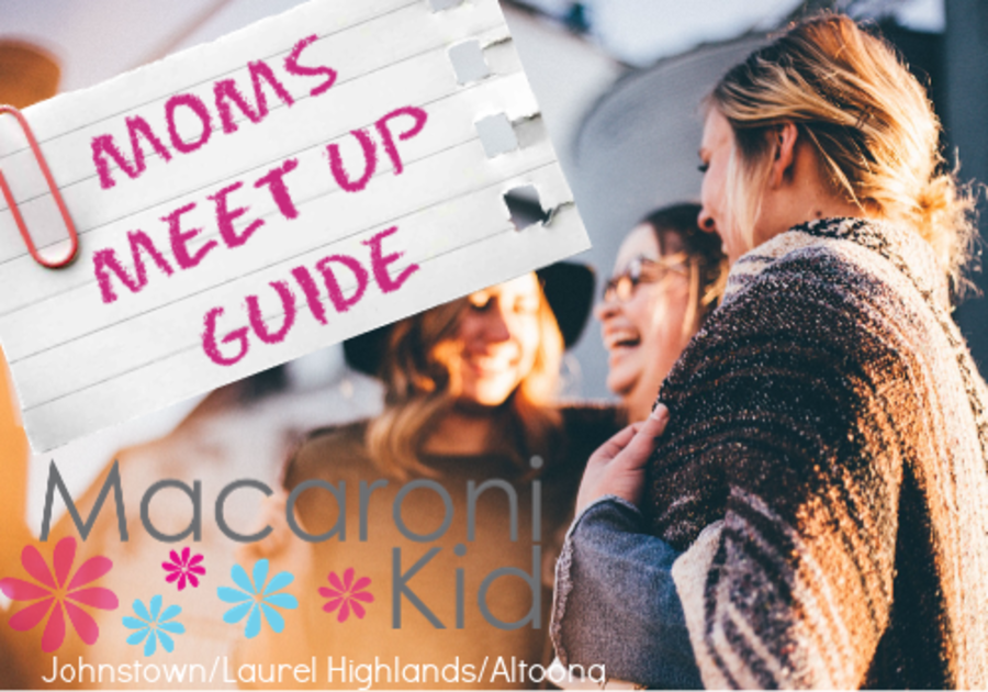 MOMS MEET UP GUIDE