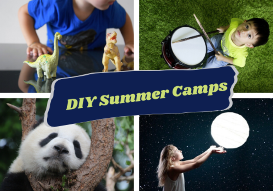 DIY Summer Camps