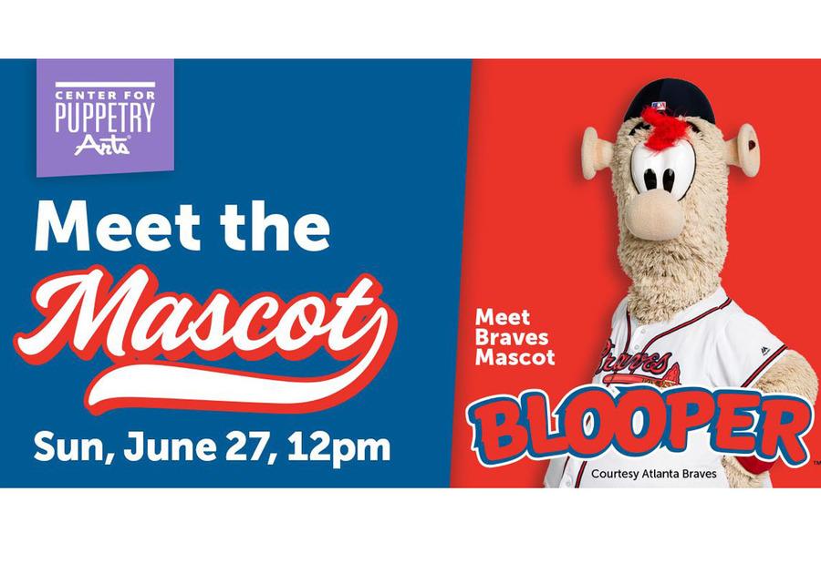 Blooper Mascot