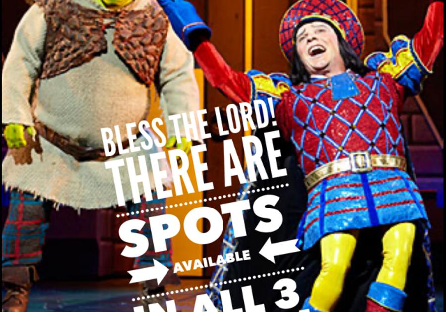 Shrek The Musical Divabee