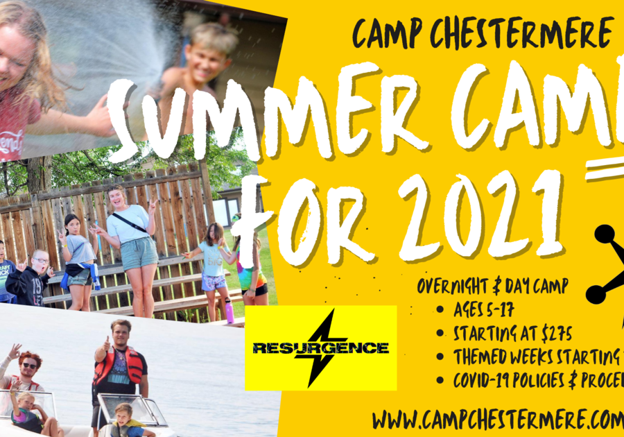 Camp Chestermere Summer Camps