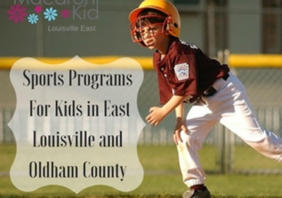 Sports Programs Louisville KY