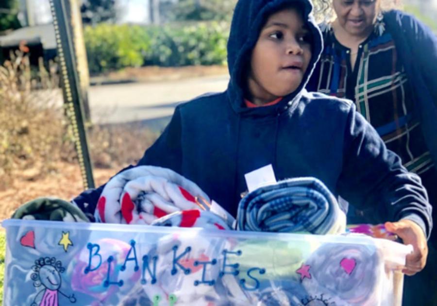 ideas on ways kids can volunteer