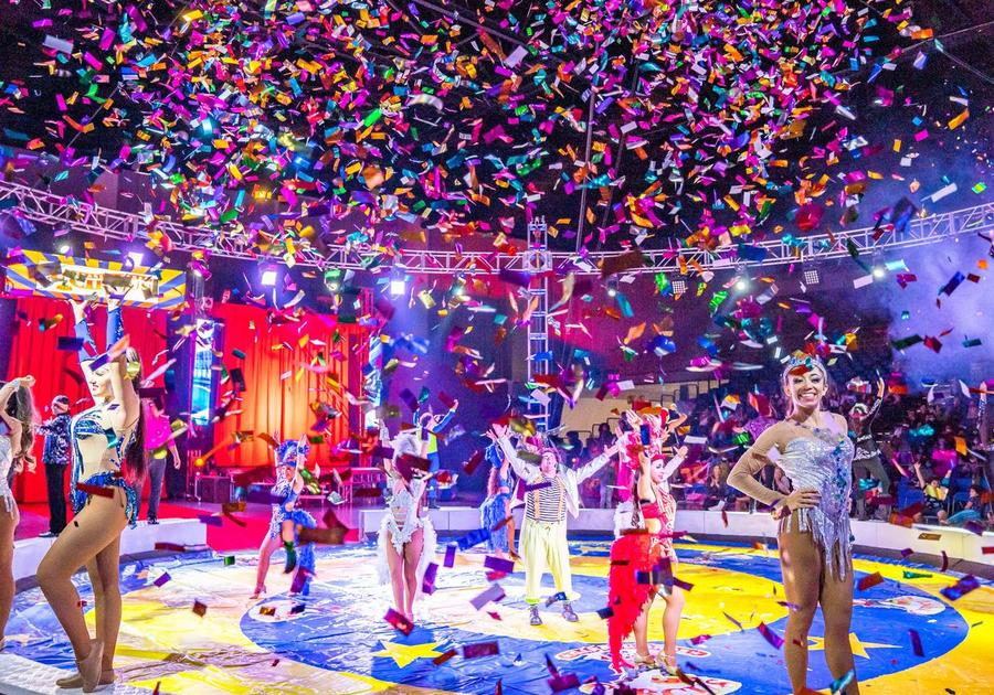 Save Big on Garden Bros Nuclear Circus in West Palm Beach
