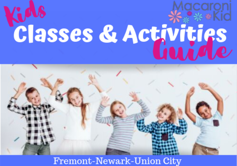 Kids Classes and Activities Guide in Fremont, Newark, Union City