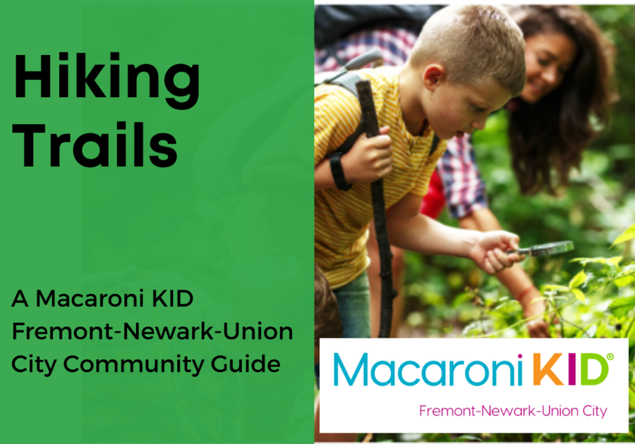Hiking Trails in Fremont, Newark, Union City and Nearby Areas