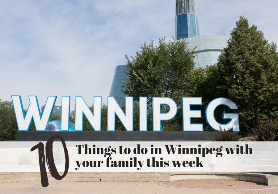Winnipeg sign