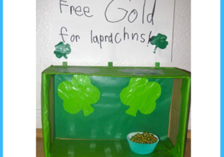 Build a Leprechaun Trap
