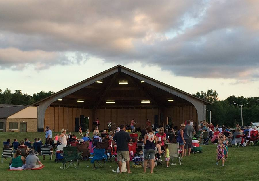 Concert by the Creek (Avon)