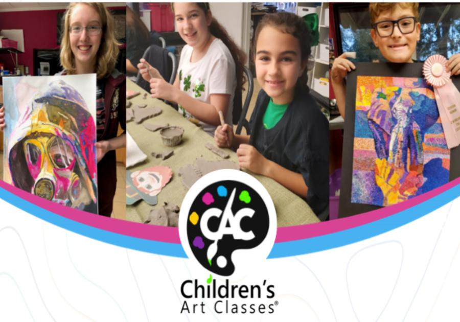 Children's Art Classes Fall Registration Now Open in Jupiter and RPB