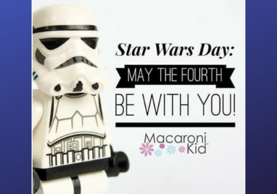Event round up for South Birmingham, Alabama to celebrate Star Wars Day