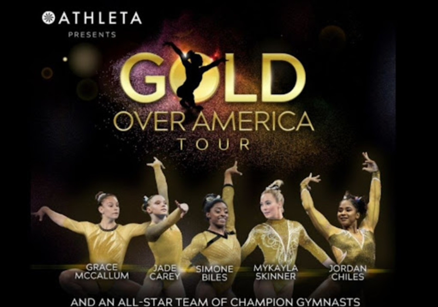 Gold Over America Tour comes to our area