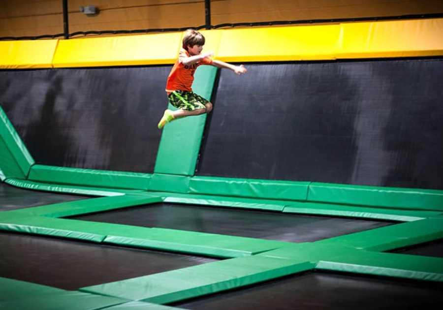 Rockin' Jump Roseville CA Jump for Fun Jump for Health