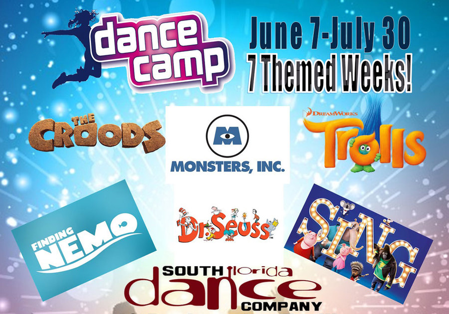 South Florida Dance Company 2021 Summer Camps