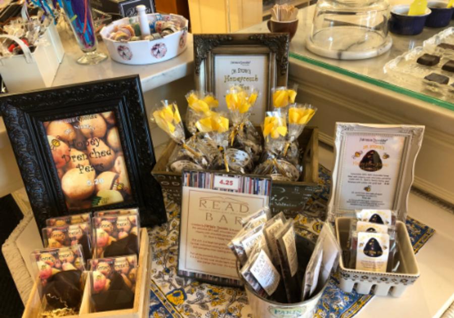 Patricia's Chocolates Honey Hives