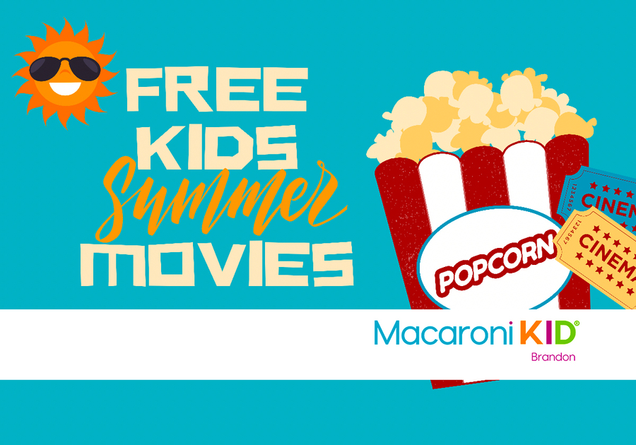Free Summer Movies at Xscape Theatres Riverview 14