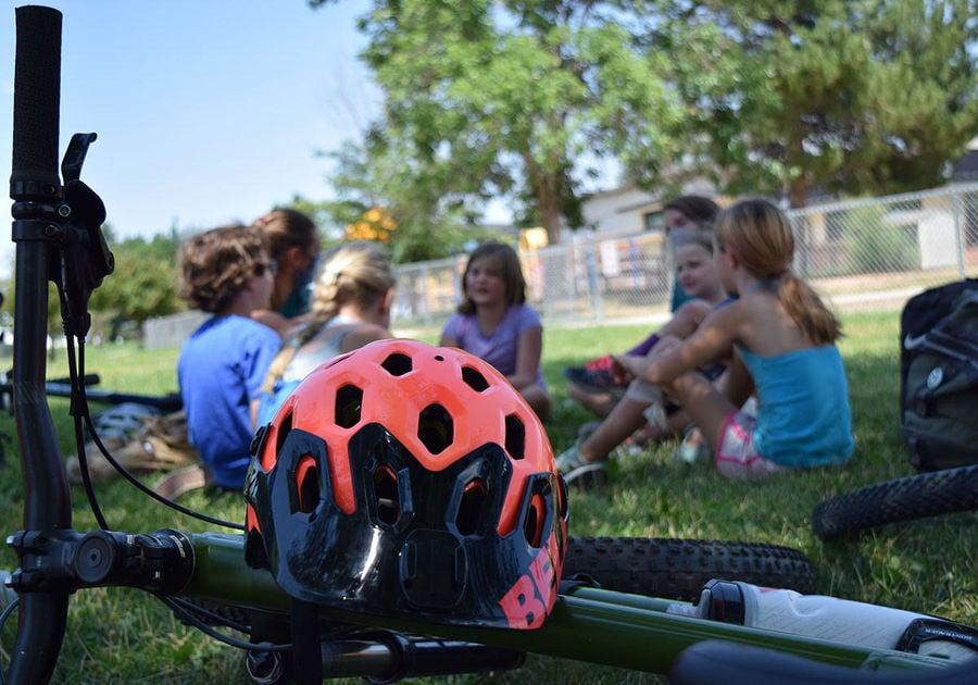 YMCA Helmet