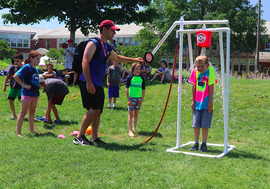 Linx Summer Camp, premier camps for kids age 3-15 including junior (half and full day), general, adventure, empowerment, performing arts, sports, and STEAM camps. Framingham Natick Sudbury Wellesely