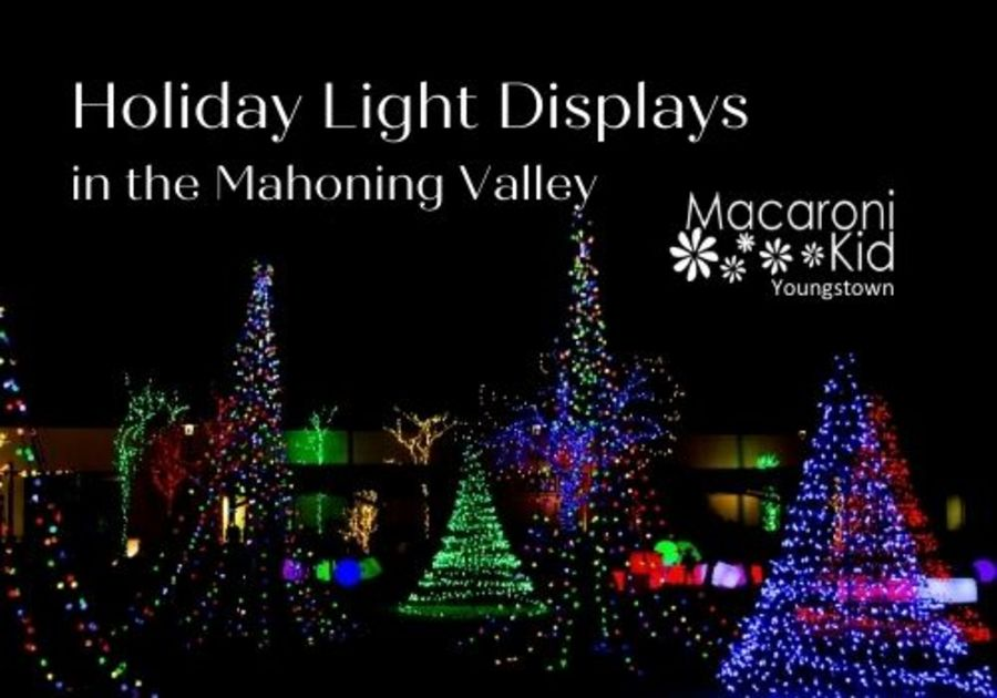 Holiday Light Displays in Mahoning Valley