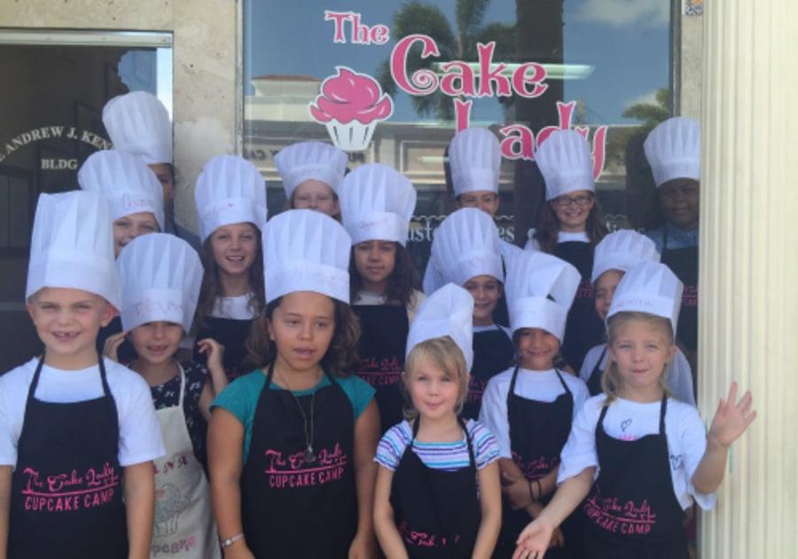 The Cake Lady Cupcake Camp